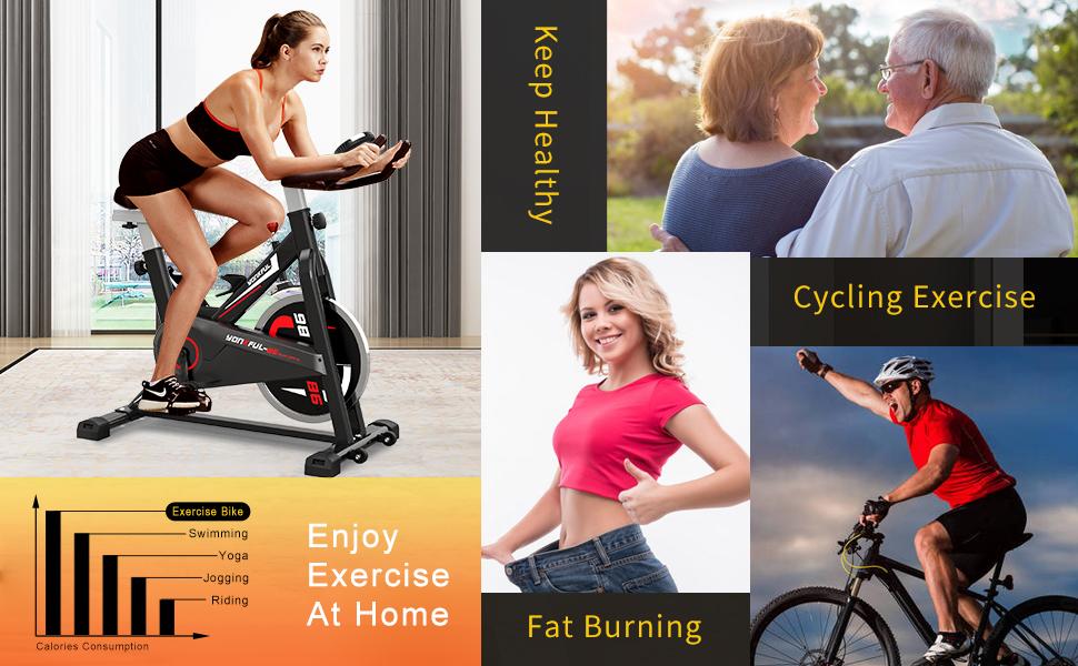 cycling bike exercise bike indoor