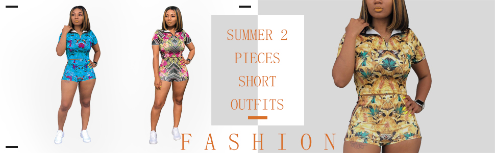 2 pieces outfits