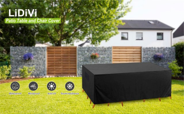 Outdoor Furniture Covers-1