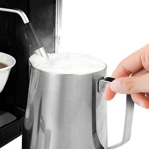 Milk bubble steam stick