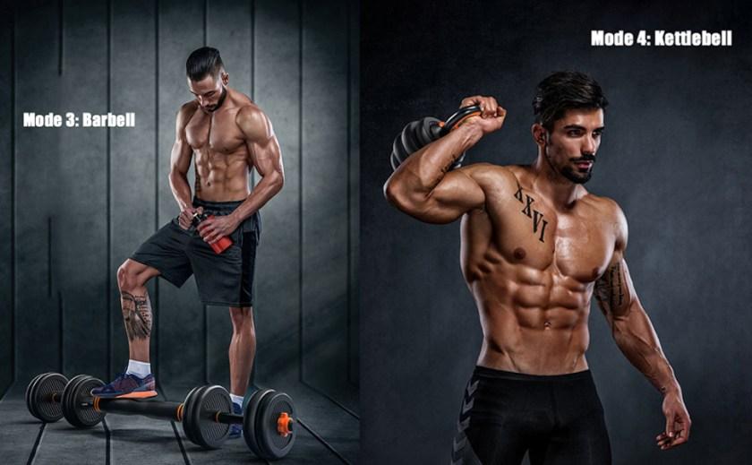 exercise & fitness dumbbells adjustable dumbbells free weights dumbbells set