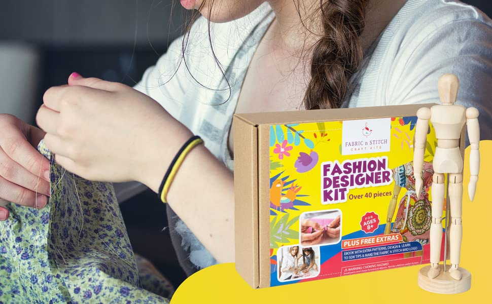 Fashion design for girls ages 8-12