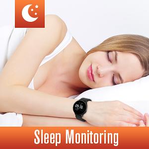 smart watch with sleep tracker
