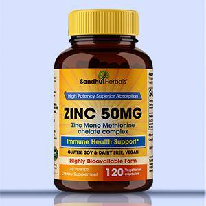 zinc 50mg