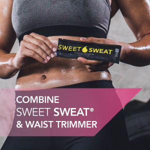 free sweat sweat packet with every order