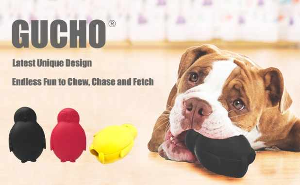 KONG Dog chew toy for aggressive chewers