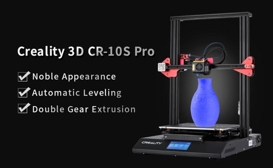 creality 3d imprimante