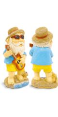 Garden Gnome with Guitar