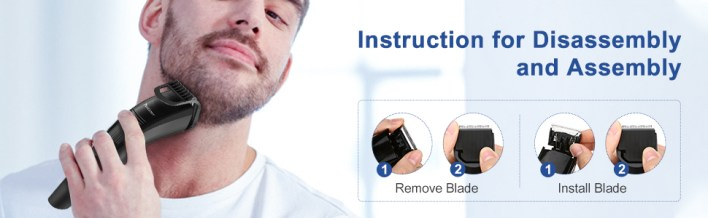 Instruction for Disassembly and Assembly