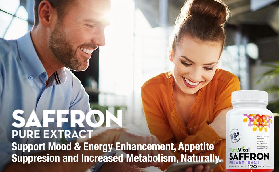 saffron extract Supplement plantvital plant vital plantvital plant vital pure