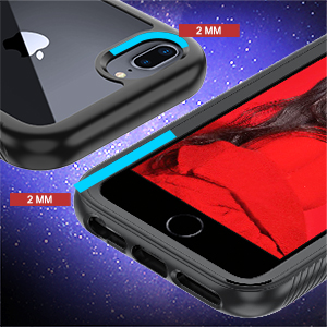 clear iphone 7 plus case