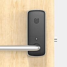 Magic Shake wifi door lock fingerprint padlock