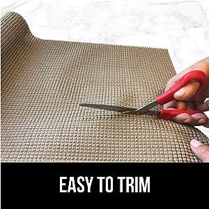 easy to trim