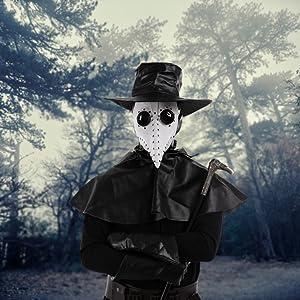 plague doctor mask steampunk