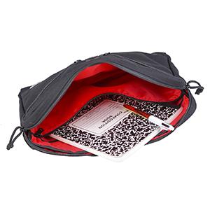 13 inch laptop bag for women men with a inside zipper pocket for notebook pen personal belongs