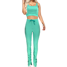 womens 2 pieces yoga outfits