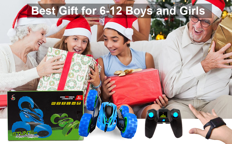 rc car gift for kids