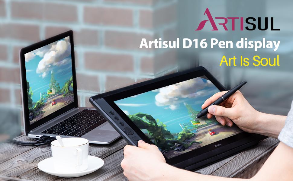 ARTISUL D16
