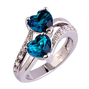 Rings,Wedding Gift Ring,Wedding Ring,Crystal Ring,Diamond Rings,Women's Silver Floral Diamond Rings