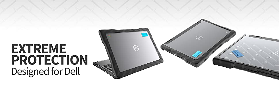 Gumdrop, extreme protection, designed for, Dell
