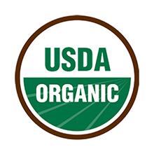 Certified Organic*