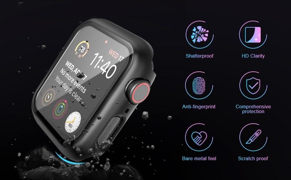 liramark apple watch case