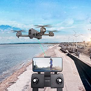 drone with 5G transmission