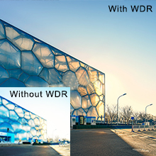 WDR Wide Dynamic Range Technology