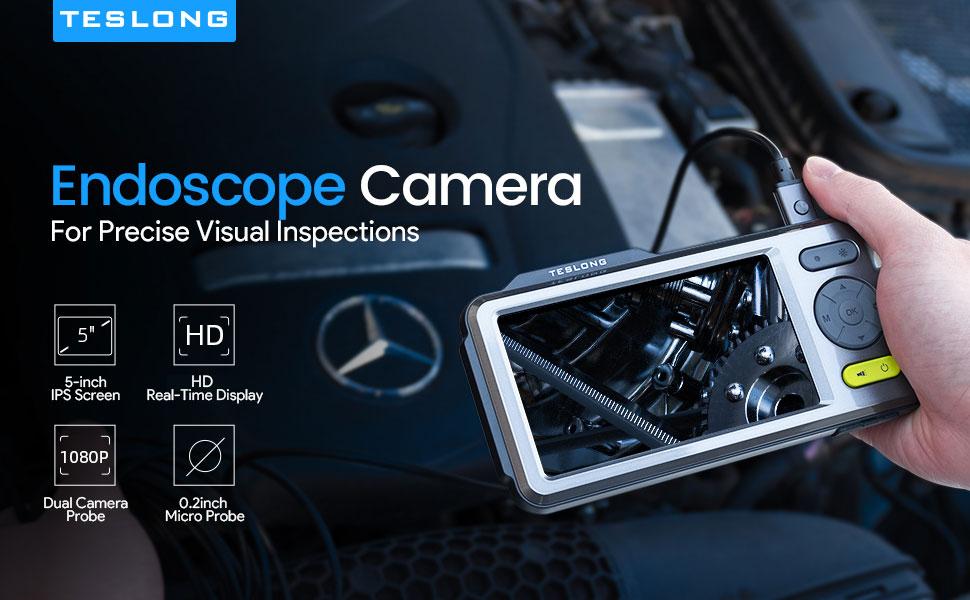 NTS500 Çift Kam İnceleme Kamerası
