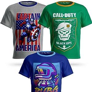 T-Shirts Combo Packs