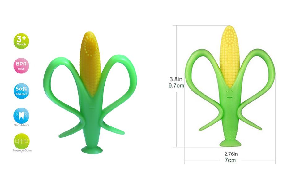 corn teether-B07H7FZF1H