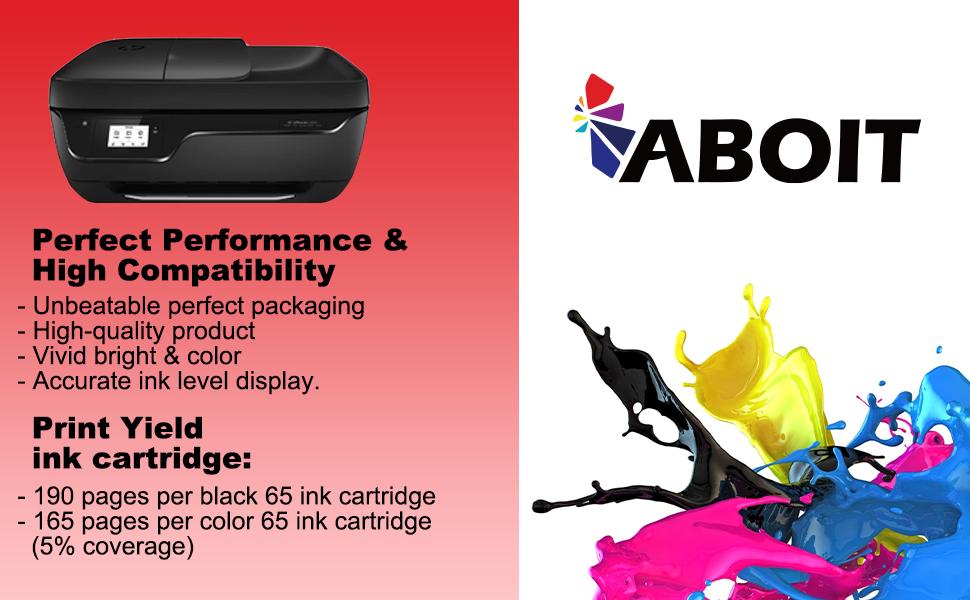 hp ink cartridge 65,hp 65 black ink cartridge,65xl ink cartridge,65 ink cartridge for hp printers