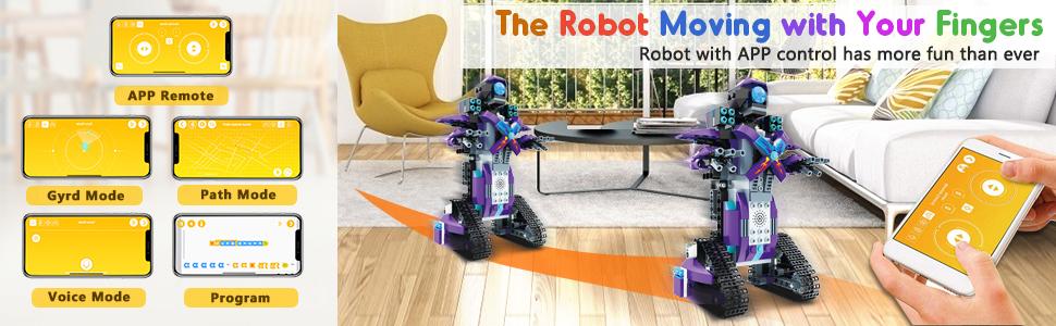 building robot