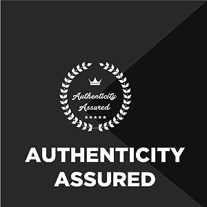 Authenticity Assured
