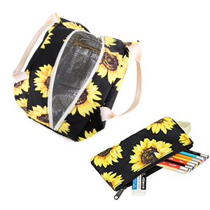 lunch bag+ pencil case