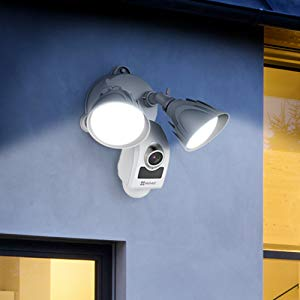 EZVIZ Floodlight Cam Smart Security Floodlight Camera