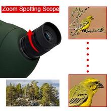 spotting scope hunting
