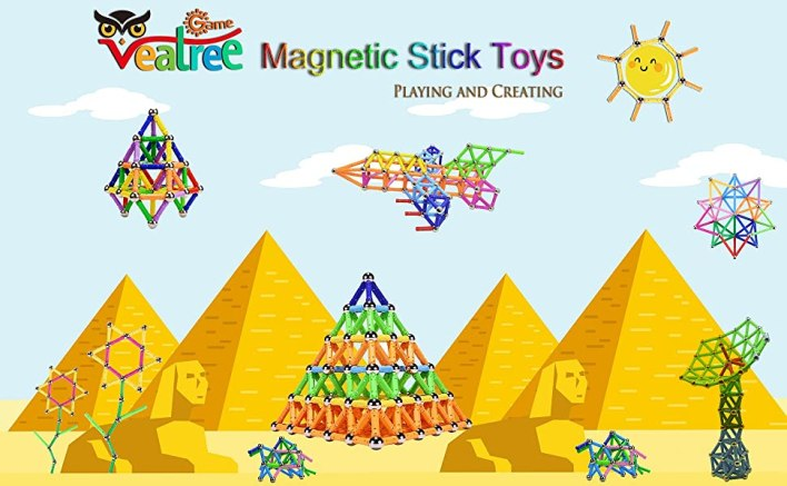 Veatree Magnetic Sticks