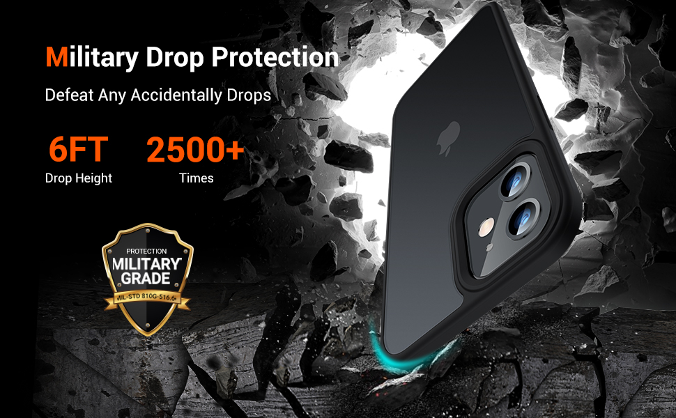 Military Drop Protection