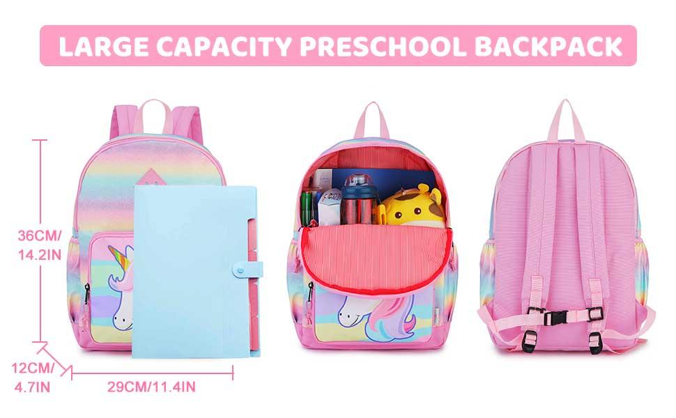 Backpack for Little Girls