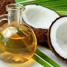 MCT oil coconut oil