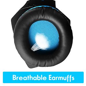 soft earmuffs headset