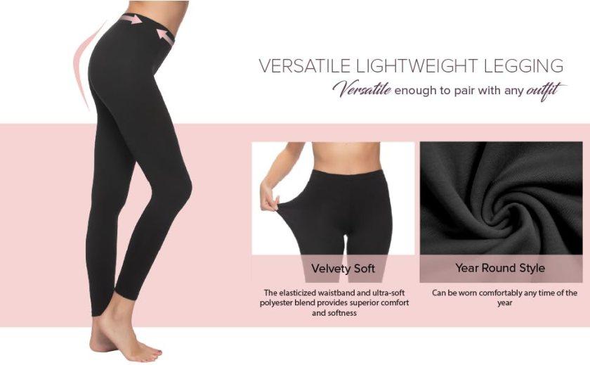 velvety soft leggings