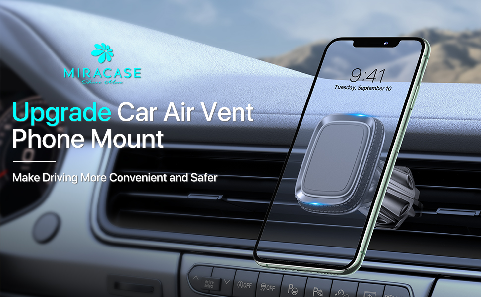 Miracase Vent Car Phone Mount