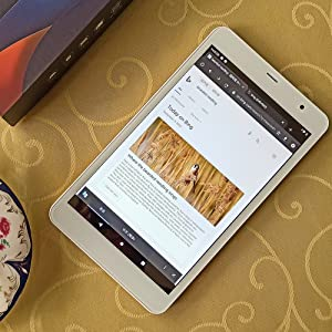 Easy reading on kindle