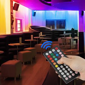 led light strip remote control