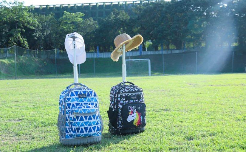 Tilami Rolling Backpack