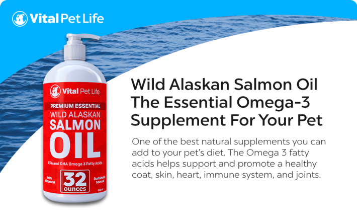 salmon oil dogs cats wild alaskan
