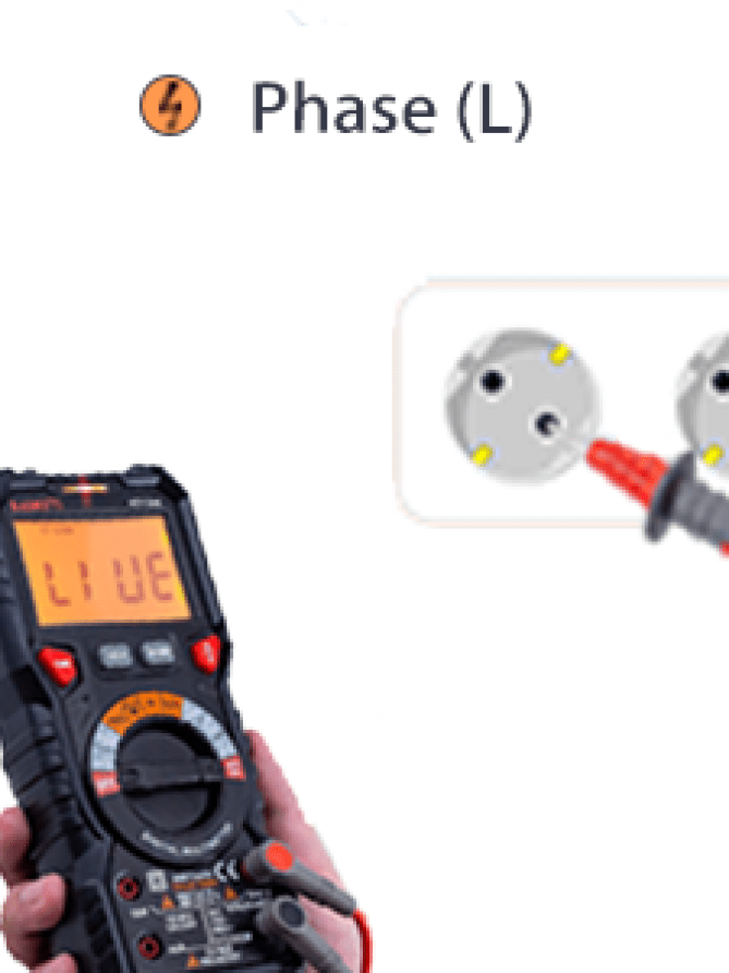 multimetre automatique numerique