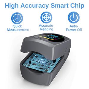 smart chip oximeter